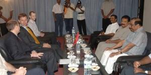 LTTE Norway delegation