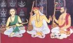 Carnatic Music Trinity